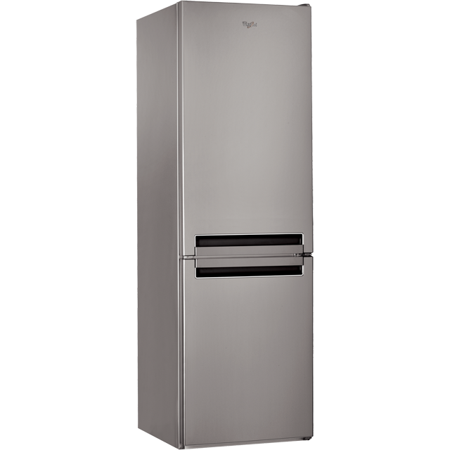 Whirlpool BSNF8151OX.1 70/30 Frost Free Fridge Freezer - Stainless Steel Effect - A+ Rated