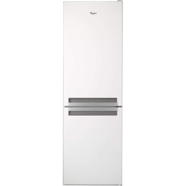 Whirlpool BSNF8151W.1 70/30 Frost Free Fridge Freezer - White - A+ Rated - BSNF8151W.1_WH - 1