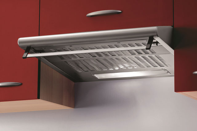 Baumatic BSTD60X 60 cm Visor Cooker Hood - Stainless Steel - D Rated - BSTD60X_SS - 1