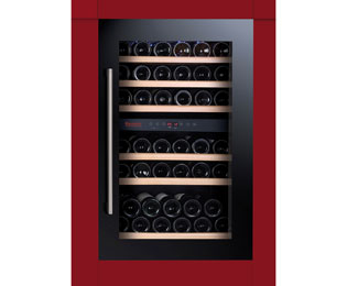Baumatic Wine Cooler - Black - E Rated