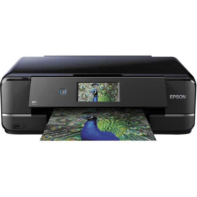 Epson Expression Photo XP-960 Inkjet Printer - Black - C11CE82401 - 1
