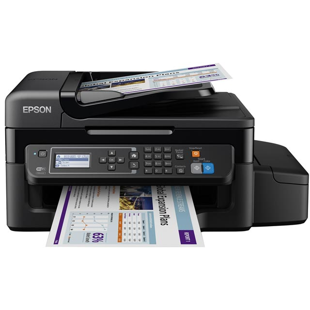 Epson EcoTank ET-4500 Inkjet Printer - Black
