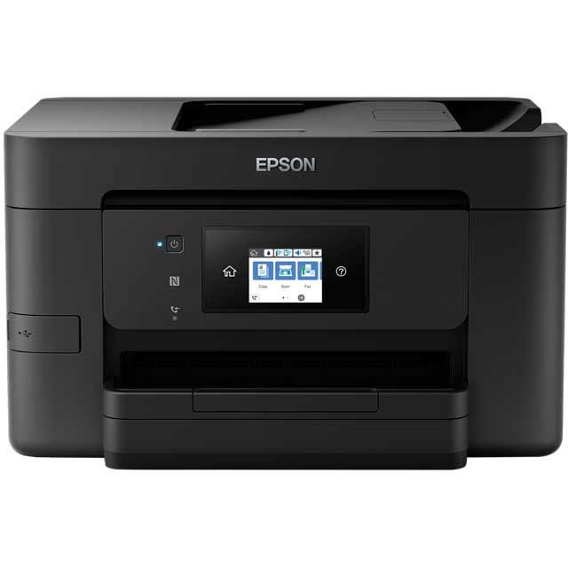 Epson WorkForce Pro WF-3720DWF Printer review