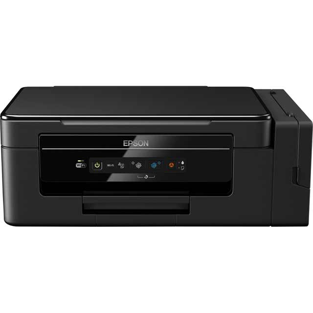 Epson EcoTank ET-2600 Inkjet Printer - Black
