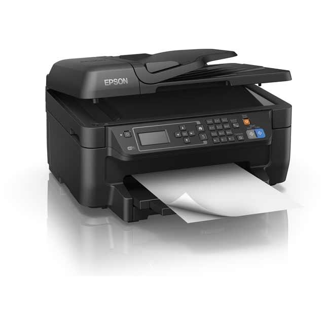 Epson WorkForce WF2750 Printer review