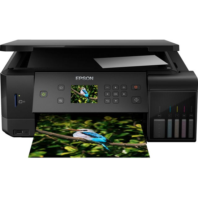 Epson EcoTank ET-7700 C11CG15401CE Printer in Black