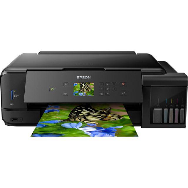 Epson EcoTank ET-7750 C11CG16401CE Printer in Black