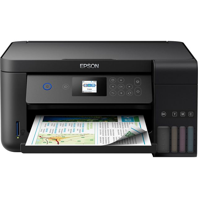 Epson EcoTank ET-2750 Inkjet Printer - Black