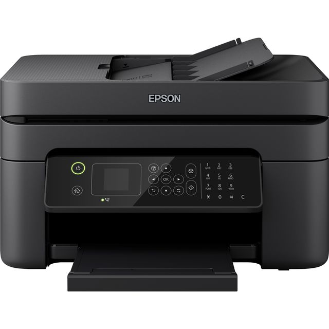 Epson WorkForce WF-2830DWF Print/Scan/Copy/Fax Wi-Fi Printer with ADF Best Price and Cheapest