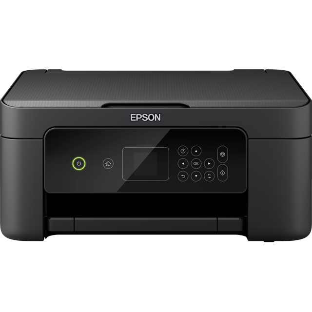 Epson Expression Home XP-3100 Inkjet Printer - Black