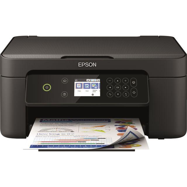 Epson Expression Home XP-4100 Inkjet Printer - Black