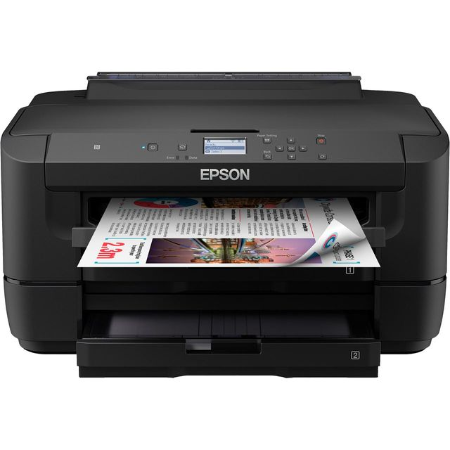 Epson WorkForce WF-7210DTW Printer - Black