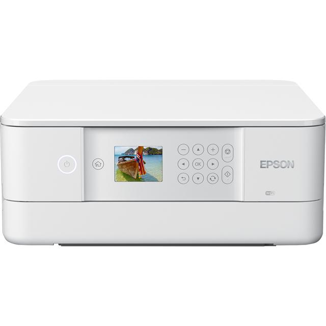 Epson Expression Premium XP-6105 Print/Scan/Copy Wi-Fi Printer, White, Amazon Dash Replenishment Ready Best Price and Cheapest