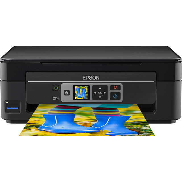 Epson Expression  XP-352 Printer in Black