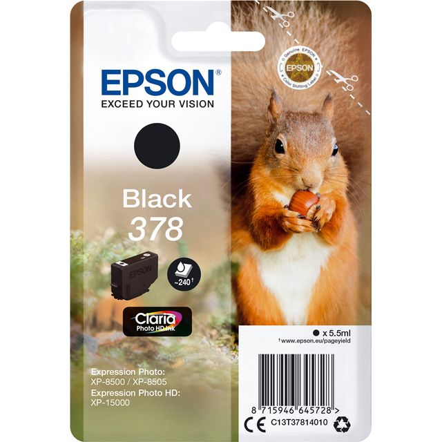 Epson C13T37814010 Printer Ink - N/A - C13T37814010 - 1