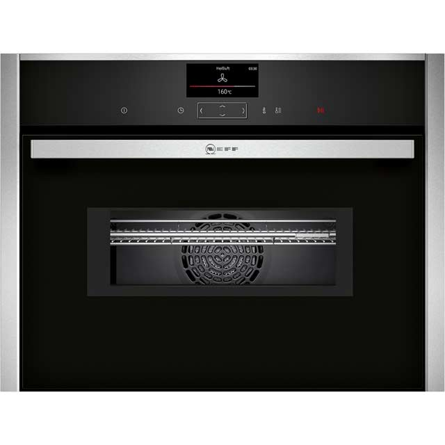 NEFF N90 Integrated Single Oven review