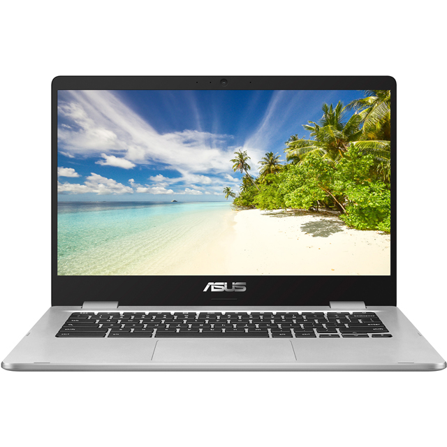 "Asus C423 14"" Chromebook - Black / Silver"