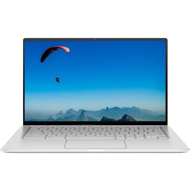 "Asus Chromebook Flip C434 14"" 2-in-1 Chromebook - Silver"