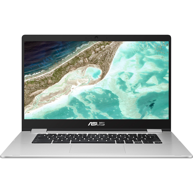 "Asus C523NA 15.6"" Chromebook - Silver"