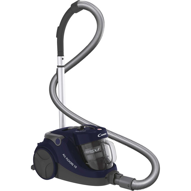 Candy CAF10 Bagless Cylinder Vacuum Cleaner