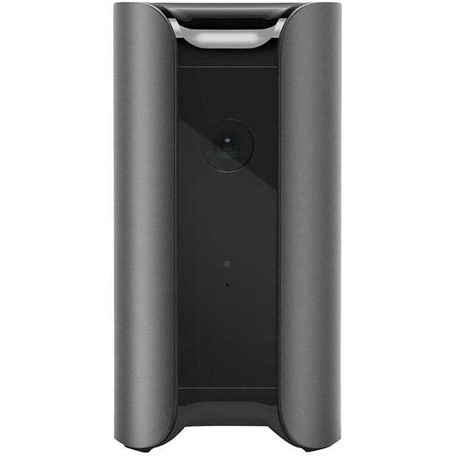 Canary All in One Home Security Device CAN100UKBK Smart Home Security Camera in Black