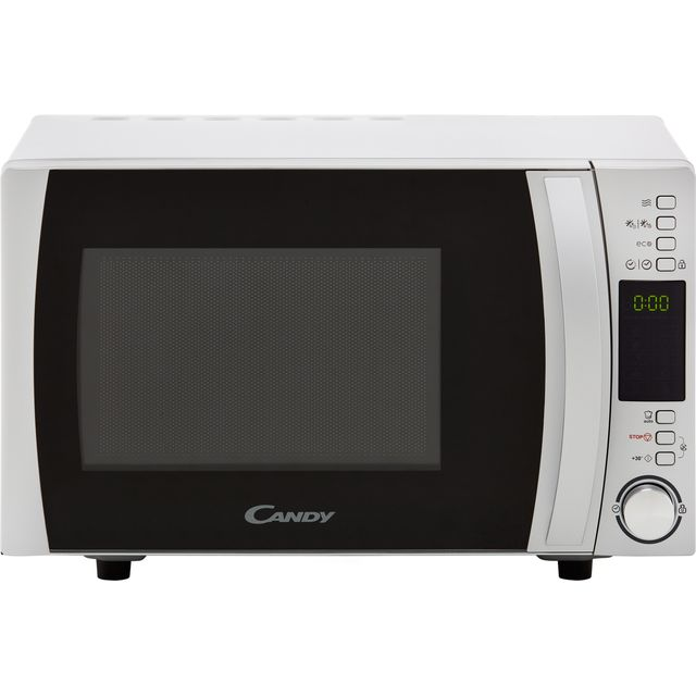 Candy CMXW22DS-UK 22 Litre Microwave - Silver - CMXW22DS-UK - 1