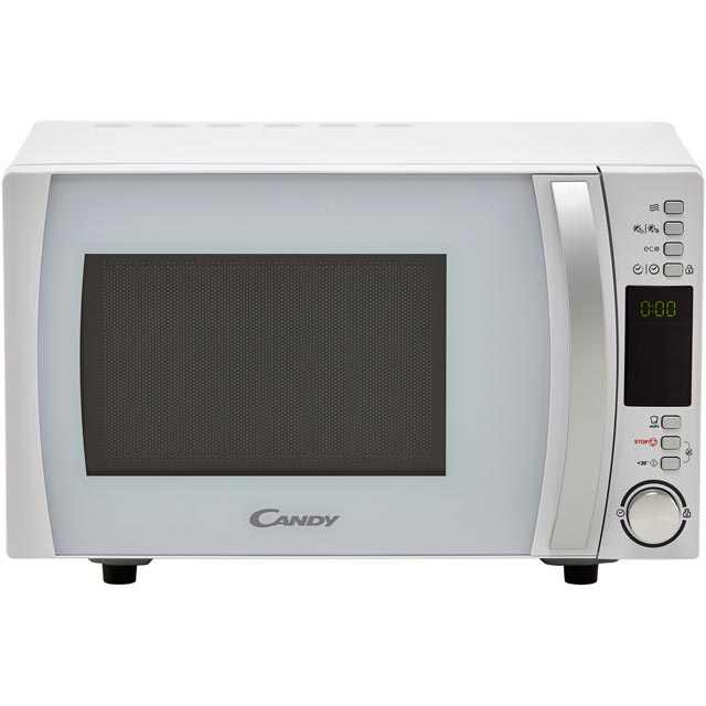 Candy CMXW22DW-UK 22 Litre Microwave - White - CMXW22DW-UK - 1