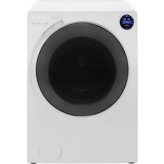 Candy Bianca BWD596PH3 Wifi Connected 9Kg / 6Kg Washer Dryer with 1500 rpm - White - A Rated - BWD596PH3_WH - 1