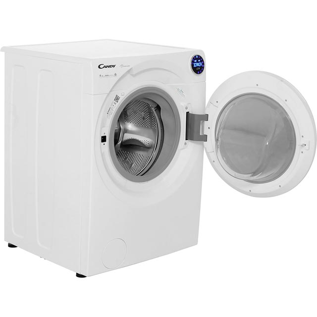 Candy Bianca BWD596PH3 Washer Dryer - White - BWD596PH3_WH - 2