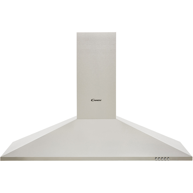 Candy CCE1104/1X 100 cm Chimney Cooker Hood - Stainless Steel - C Rated - CCE1104/1X_SS - 1