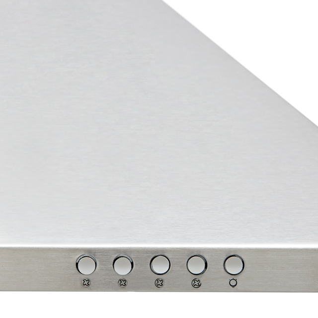 Candy CCE116/1X 60 cm Chimney Cooker Hood - Stainless Steel - CCE116/1X_SS - 4