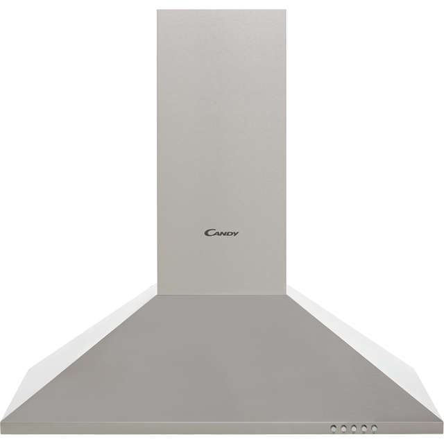 Candy CCE117/1X 70 cm Chimney Cooker Hood - Stainless Steel - C Rated - CCE117/1X_SS - 1