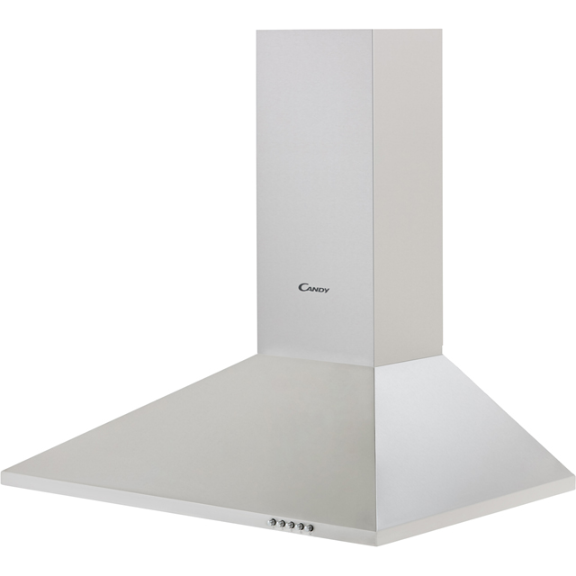 Candy CCE117/1X 70 cm Chimney Cooker Hood - Stainless Steel - CCE117/1X_SS - 2