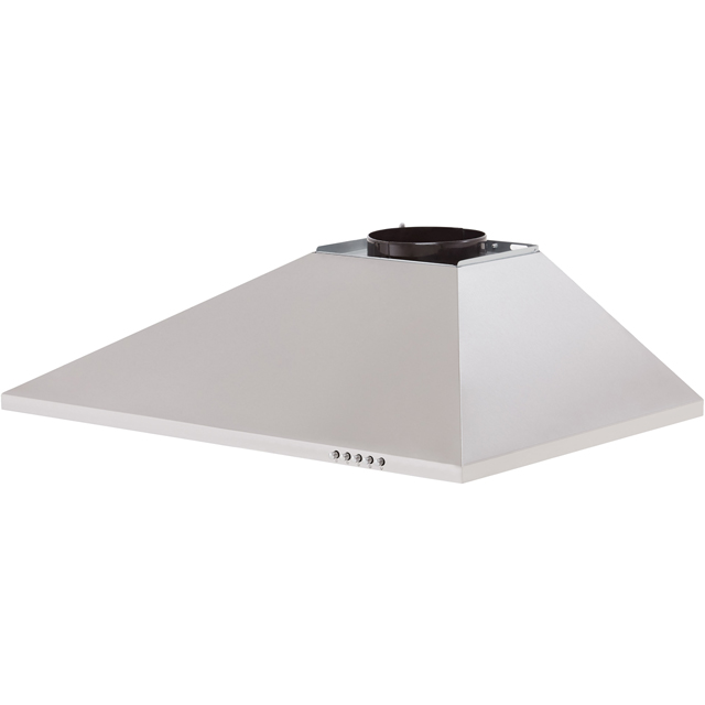 Candy CCE117/1X 70 cm Chimney Cooker Hood - Stainless Steel - CCE117/1X_SS - 3