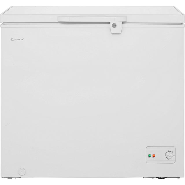 Candy CFC6089 Chest Freezer - White