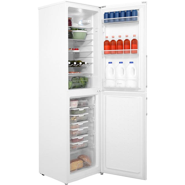 Candy CFF5195WHE 50/50 Frost Free Fridge Freezer - White - CFF5195WHE_WH - 2