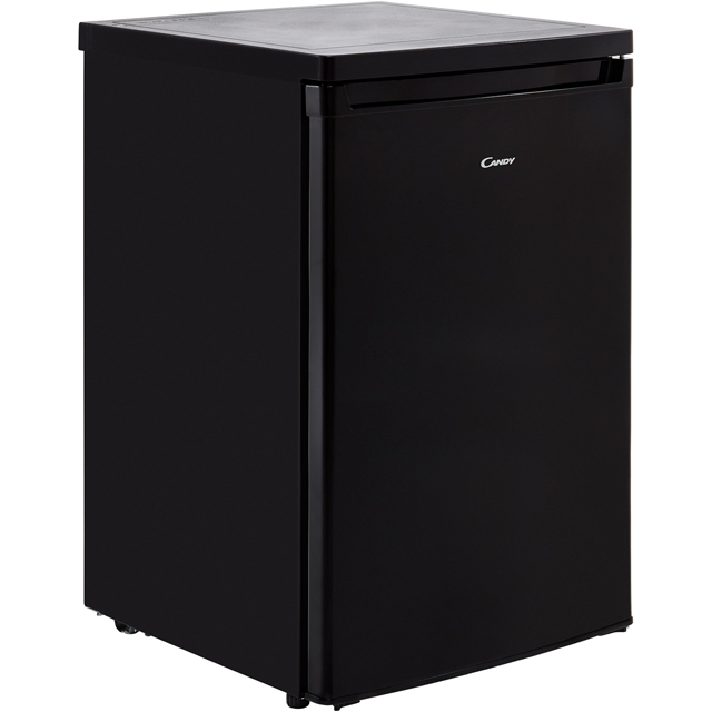 Candy CHTZ552BK Under Counter Freezer - Black - A+ Rated - CHTZ552BK_BK - 1