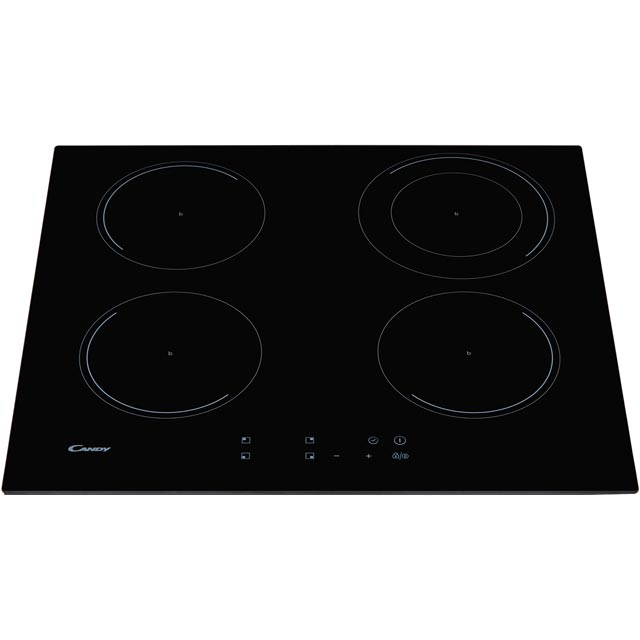 Candy CIC642 Built In Induction Hob - Black - CIC642_BK - 3