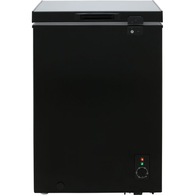 Candy CMCH100BUK Chest Freezer - Black - A+ Rated - CMCH100BUK_BK - 1