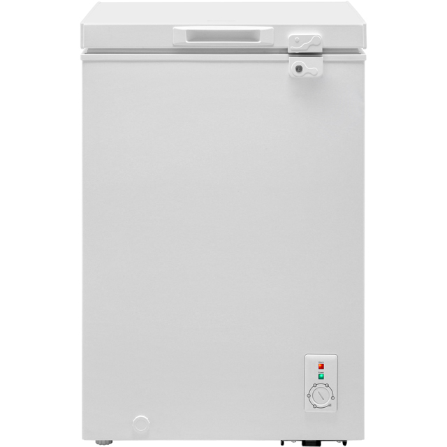Candy CMCH100UK Chest Freezer - White - A+ Rated - CMCH100UK_WH - 1