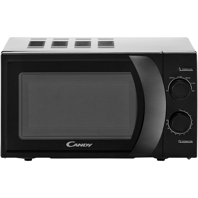 Candy CMW 2070B-UK 20 Litre Microwave - Black - CMW 2070B-UK - 1