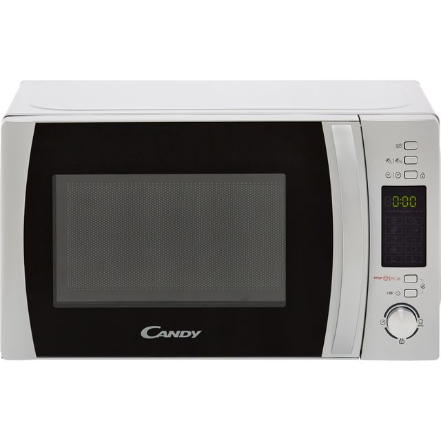 Candy CMXW20DS-UK 20 Litre Microwave - Silver - CMXW20DS-UK - 1