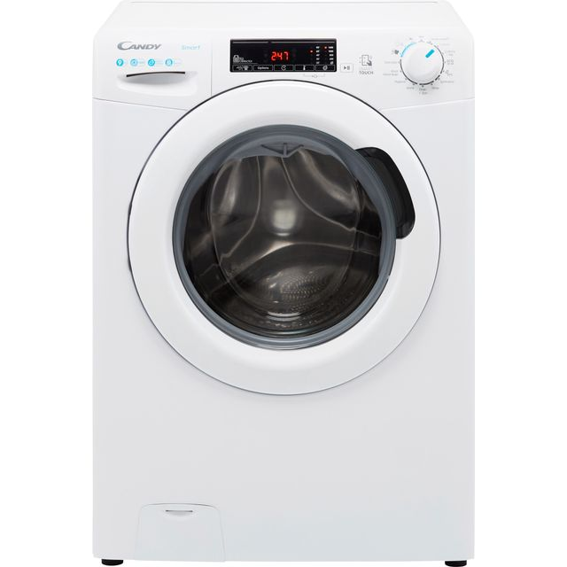 Candy CS149TE 9Kg Washing Machine with 1400 rpm - White - D Rated