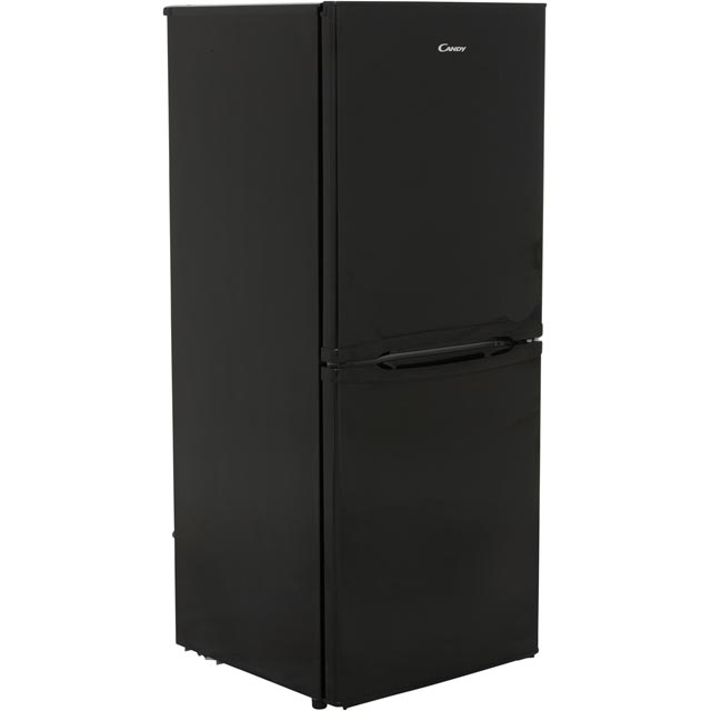 Candy CSC1365BE Fridge Freezer - Black - CSC1365BE_BK - 1