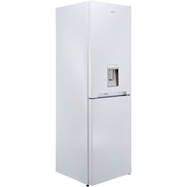 Candy CSS175WWDK 50/50 Fridge Freezer - White - A+ Rated - CSS175WWDK_WH - 1