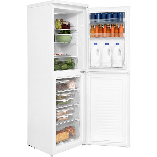 Candy CSS5175WE 50/50 Fridge Freezer - White - CSS5175WE_WH - 2