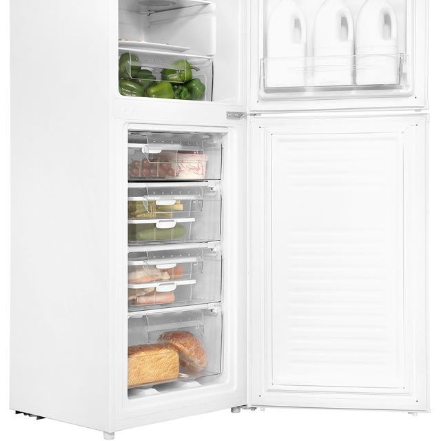 Candy CSS5175WE 50/50 Fridge Freezer - White - CSS5175WE_WH - 4