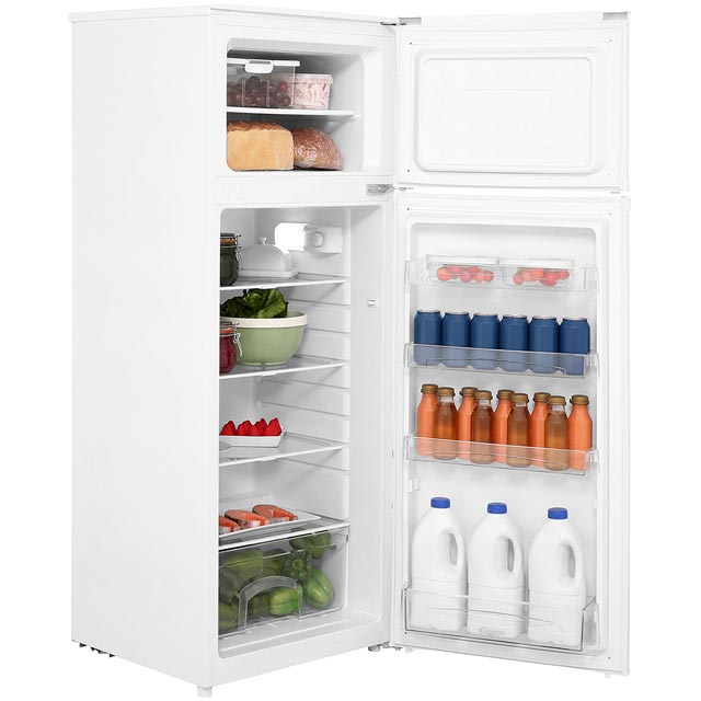 Candy CTSE5142W 80/20 Fridge Freezer - White - CTSE5142W_WH - 2