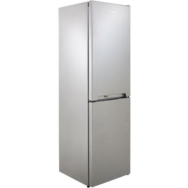 Candy CVS1745SK 50/50 Fridge Freezer - Silver - A+ Rated - CVS1745SK_SI - 1