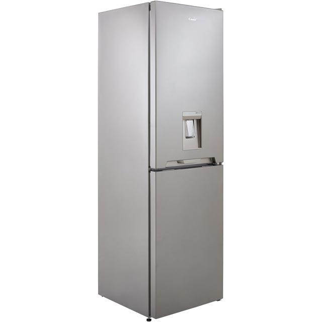 Candy CVS1745SWDK 50/50 Fridge Freezer - Silver - A+ Rated